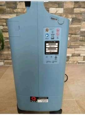 Se vende concentrador de oxígeno