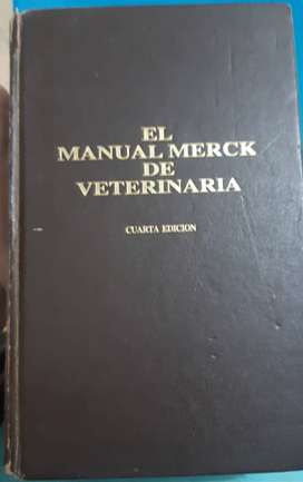 Manual merck de veterinaria cuarta edicion