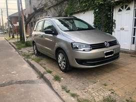 VENDO VW SURAN COMFORTLINE 2013 UNICO DUEÑO