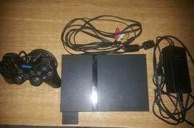 Playstation 2 slim muy buen estado.
