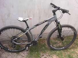 Bicicleta all terrain