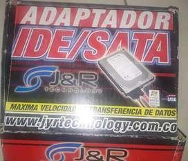 Vendo adaptador IDE/SATA
