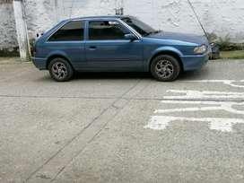 Vendo mazda 323 coupe modelo 1992