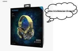 Audífonos Usb Led Diadema Gamer  Microfono G305