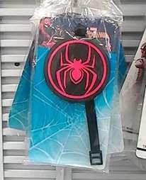 Llavero Spider Man Marvel Original Tag Mochila Remate