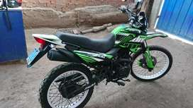 Moto DM200 ITALIKA