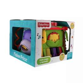 Cubo Fisher Price