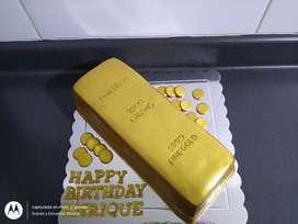 Torta de oro