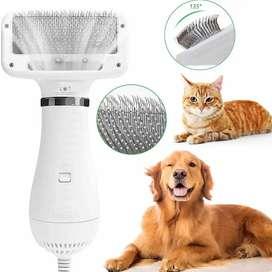 Cepillo Secador Para Mascotas