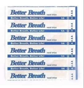 50 Tiras Nasales Respirar Mejor Ant