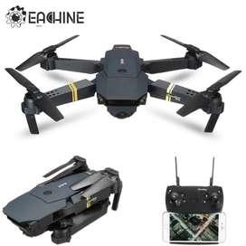 Drone Eachine E58 Wifi Fpv Camara 2 Mpx angular