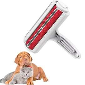 Recolector de pelo y pelusa para mascotas