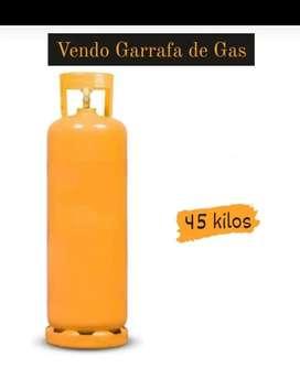 Vendo cilindro de GAS