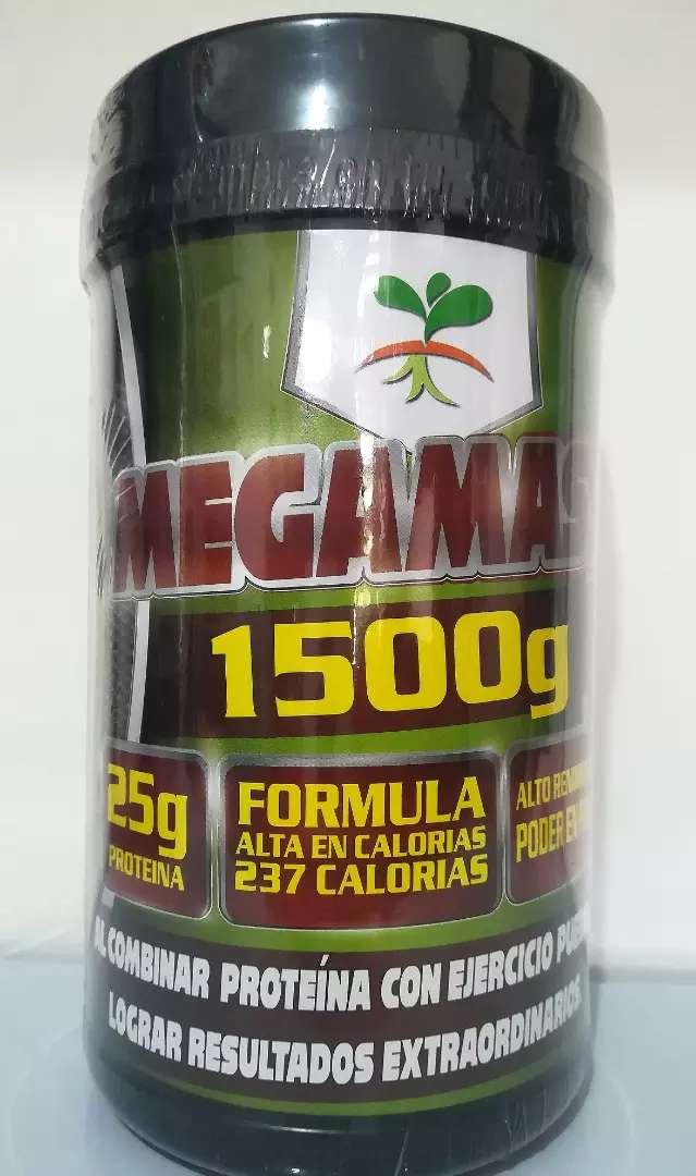 Mega Mass 1500 gramos 0