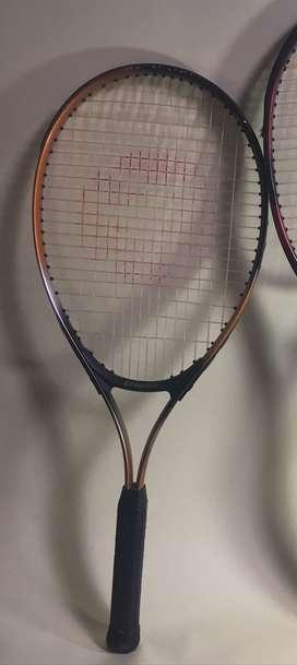 Raqueta de tenis Leopard