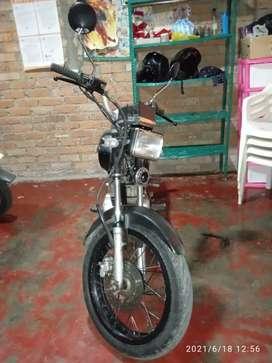 Vendo moto AX 100, Modelo 94