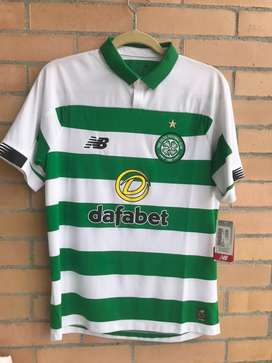 Camiseta Celtic New Balance