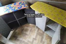 Mesa de planchar armario en cinta