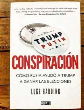 Conspiración (Luke Harding)