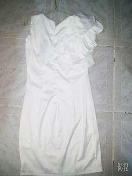 Vestido Blanco para toda ocacion