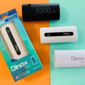 Cargador portátil Dinax 5000 mah