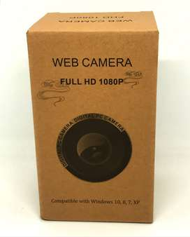 Camara Web USB para Computador FullHD 1080P