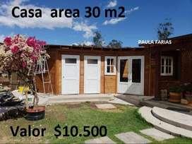casas de madera  acepto trueque como pago