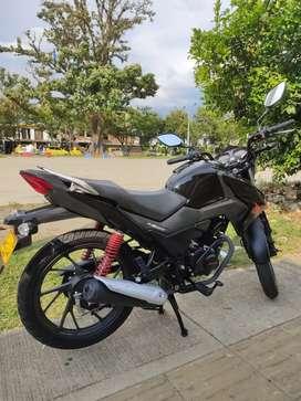 Honda cb 125F al día 2021
