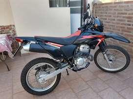Vendo Honda XR 250 Tornado