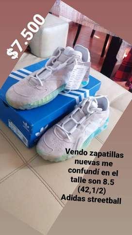 Zapatillas Adidas originales sin uso.nuevas