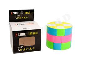 Cubo Rubik 3x3 Cilindro Z-cube Level 25