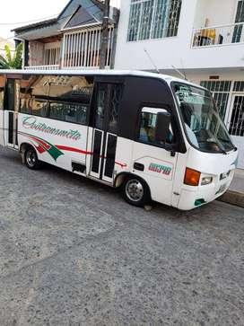 Vendo Buseta transporte publico
