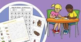 Ayuda con labores escolares