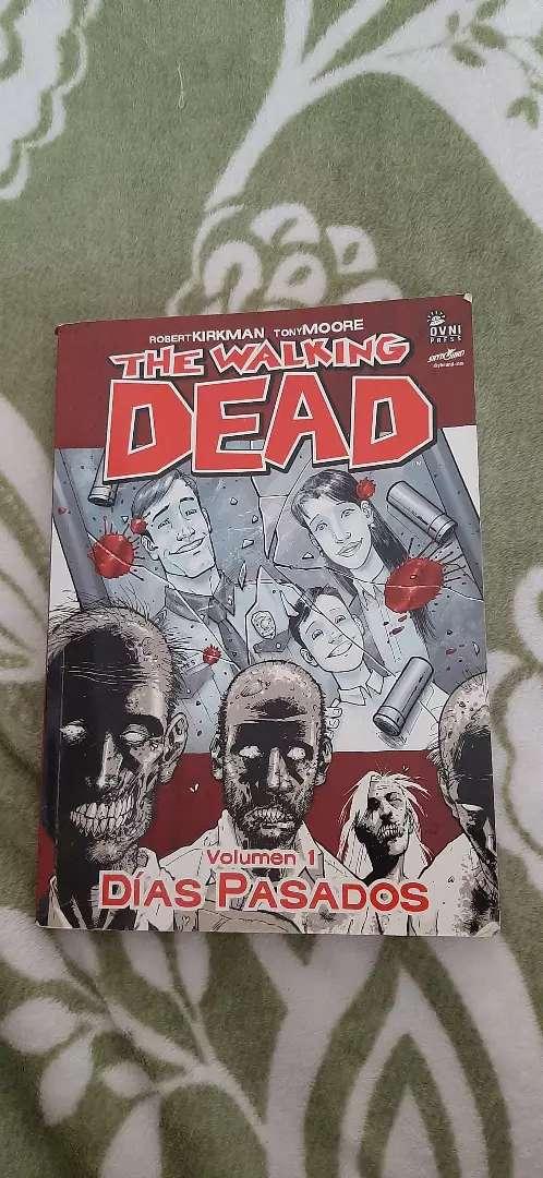 THE WALKING DEAD VOLUMEN 1 0