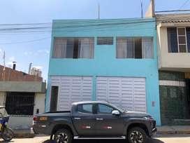 Vendo Casa en Cocachacra-Arequipa en Plena Avenida Céntrica