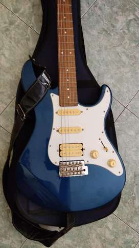 Guitarra electrica pacifica yamaha