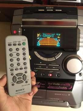 Sony MHC-DX8