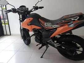 Vendo moto TTX