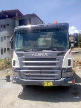 VOLQUETE MARCA SCANIA P420.
