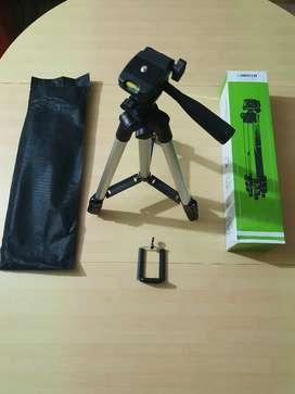 Tripode 3110 soporte celular y cámaras profesionales