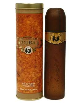 Perfume Cuba Gold para Caballero 100ml ORIGINAL Envio a Bogotá GRATIS