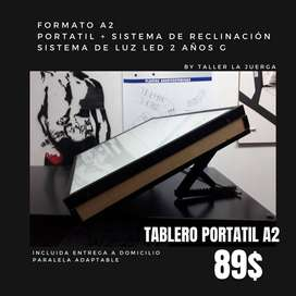 Tableros y mesas de dibujo