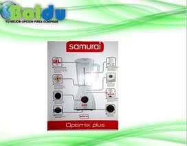Licuadora Samurai Optimix Plus 500 Watts - 2 Litros