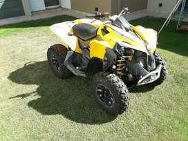 Can am Renegade 500cc 4x4 Modelo 2014
