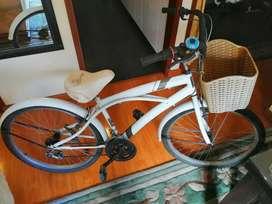 Bicicleta señoritera economica