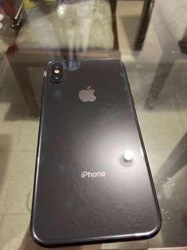 I phone X como nuevo