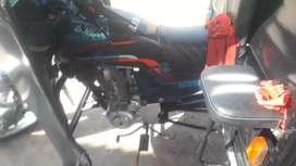 Vendo mi mototaxi de mi uso particular