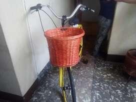 Vendo bicicleta vintage NUEVA