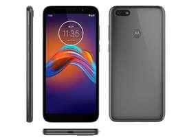 Celular Motorola E6 S 32 GB