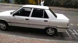 Renault 9 TXE, modelo 91, tipo sedan. $6.000.000 negociables